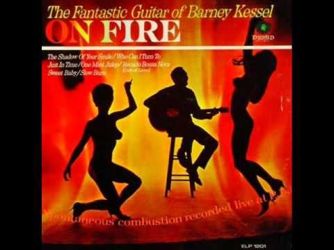 Barney Kessel Trio at PJ's 1965