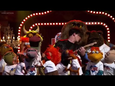 You Are The Sunshine Of My Life (Video) Jack White & The Electric Mayhem