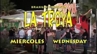 La Troya 'Brasil' @ Space Ibiza 2016