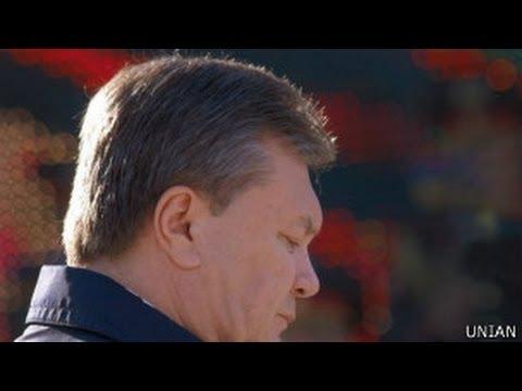 Ukrainian crisis: Place Ukrainian President Yanukovich unknown