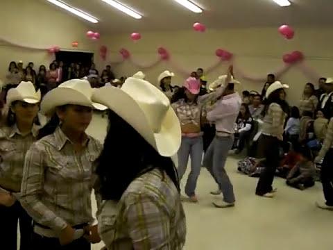 Baile Sorpresa - Cumbia Texana 12-13-08