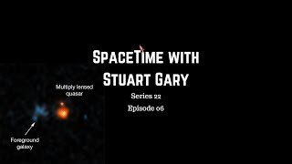 Brightest quasar in the early universe   SpaceTime with Stuart Gary S22E06   Astronomy Science
