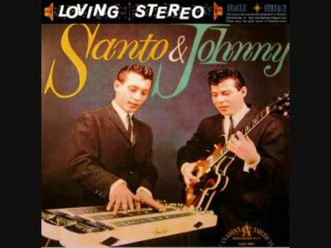 Santo And Johnny - Summertime