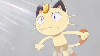 Meowth's Mind Trip [Pokemon Sun and Moon Anime episode 3]