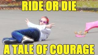 """RIDE OR DIE"" - A thrift shop story (macklemores dream)"
