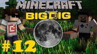 Minecraft: Big Dig #12 - AYA YOLCULUK!