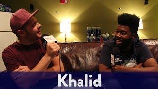 "Khalid Isn't ""Young, Dumb, & Broke"" Anymore | KiddNation"