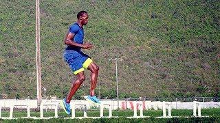 Training Usain Bolt & Serena Williams!!!