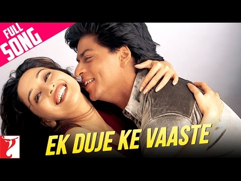 Ek Duje Ke Vaaste - Song - Dil To Pagal Hai