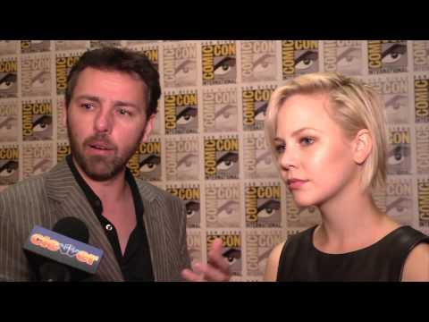 Adelaide Clemens & Director Michael J. Bassett 'Silent Hill: Revelation 3D' Comic-Con Interview