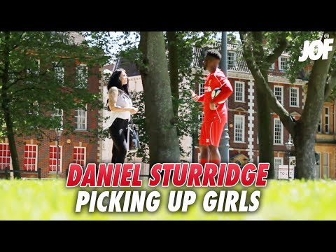 DANIEL STURRIDGE PICKING UP GIRLS