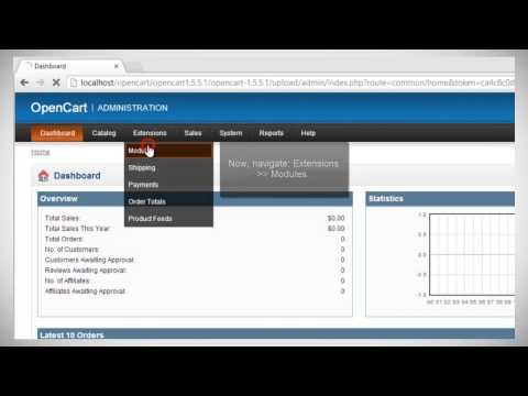 How To Install Opencart Theme 2.x | Pavothemes Tutorials