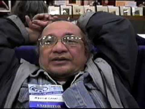 Ernie Chan's Interview at Wonder Con 2008 Video
