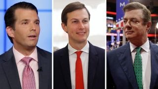 Kushner, Trump Jr. and Manafort to testify on Capitol Hill