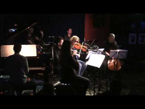 The Spiral by Sean Foran. Performed by Trichotomy & String Quartet. Recorded live at Bennetts Lane as part of the 2012 Melbourne Fringe Festival (30-9-12).