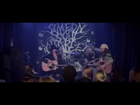 Simeon Soul Charger unplugged 2015 PART 1 - (Germany)