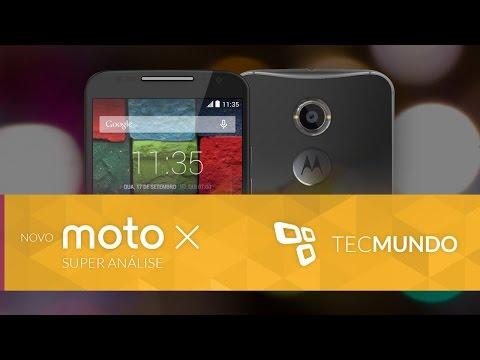Novo Moto X [Análise] - TecMundo