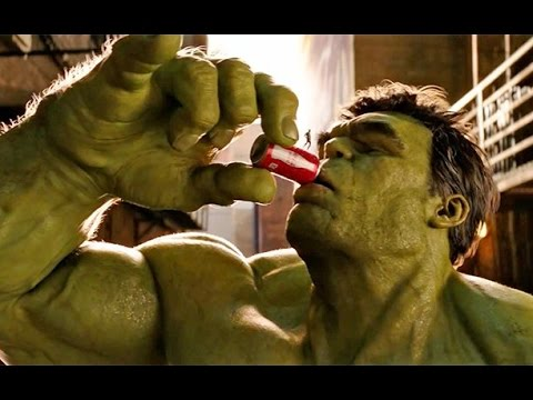 Coca-Cola Super Bowl 50 Commercial: Hulk vs. Ant Man vs. Coke Mini