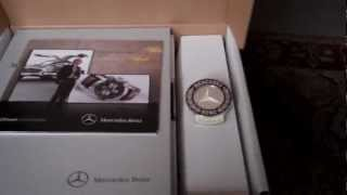 Mercedes Benz High Mileage Award for 500,000 km or 312,000 mi