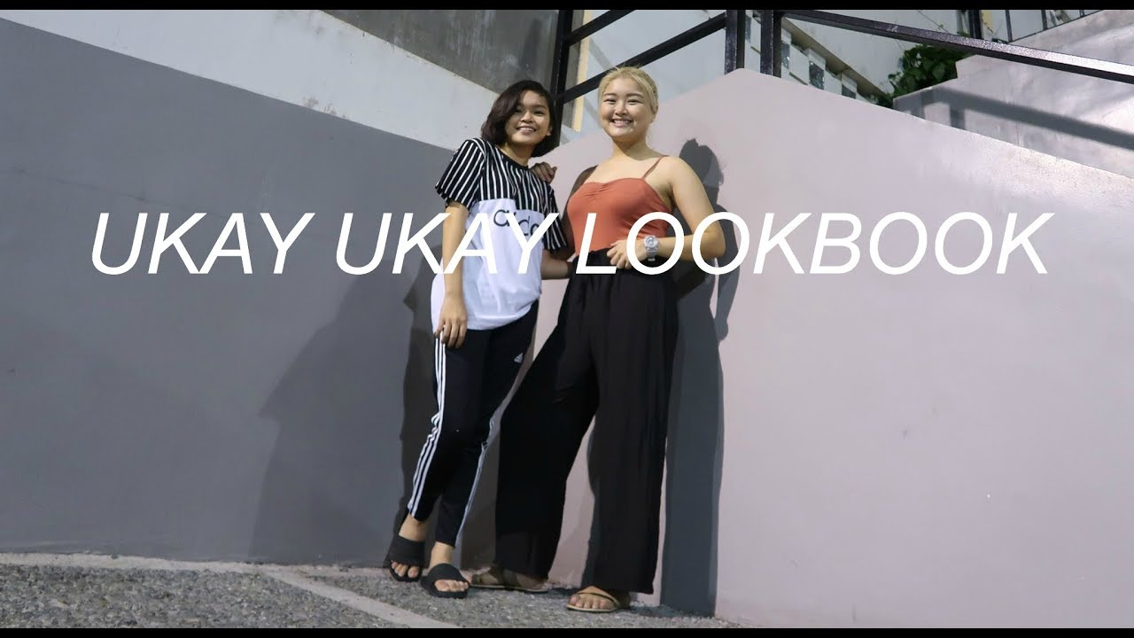 UKAY UKAY LOOKBOOK WITH ARAH VIRTUCIO