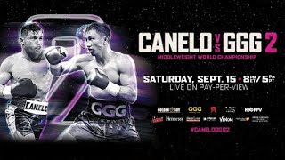 Golovkin vs Canelo The Rematch