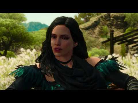 The Witcher 3: Blood and Wine Ende Deutsch Yennefer