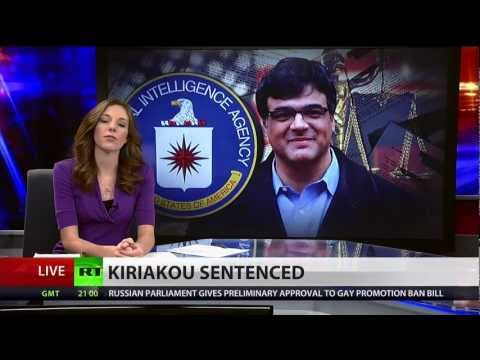 Whistleblower John Kiriakou sentenced for exposing CIA torture