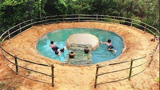 Build Underground Swimming Pool