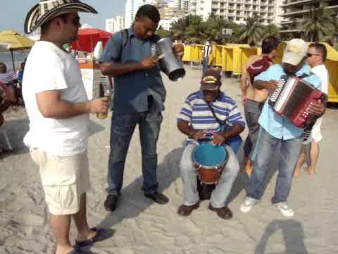 La Celosa en playas de Cartagena