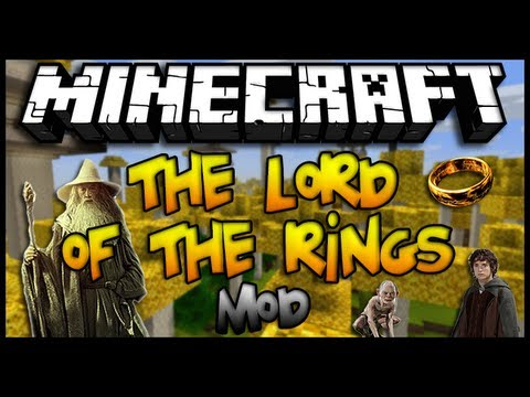 Minecraft 1.6.4 - Como instalar THE LORD OF THE RINGS MOD - CLIENT & SERVER - ESPAÑOL