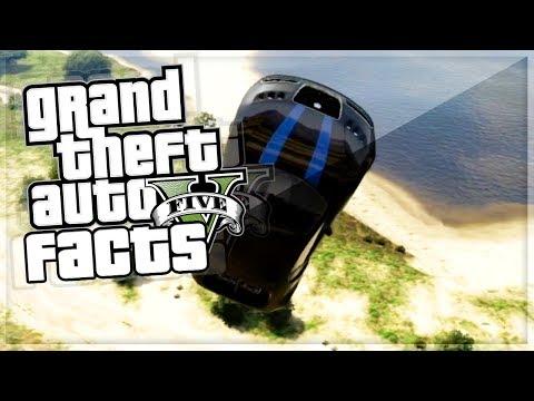 GTA 5: Facts - Episode 11 (Easter Eggs, Secrets & Tips)
