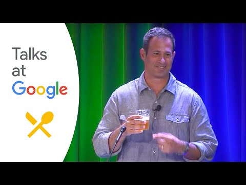 Brewmasters at Google: Sam Calagione of Dogfish Head Craft Brewery