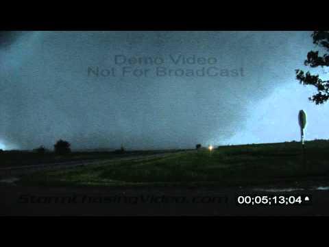 5/29/2008 Beloit Kansas Tornado Footage