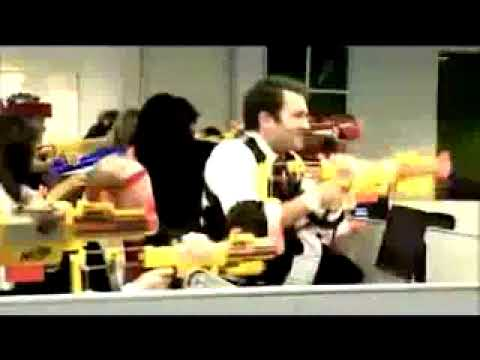 NERF - The Great Office War
