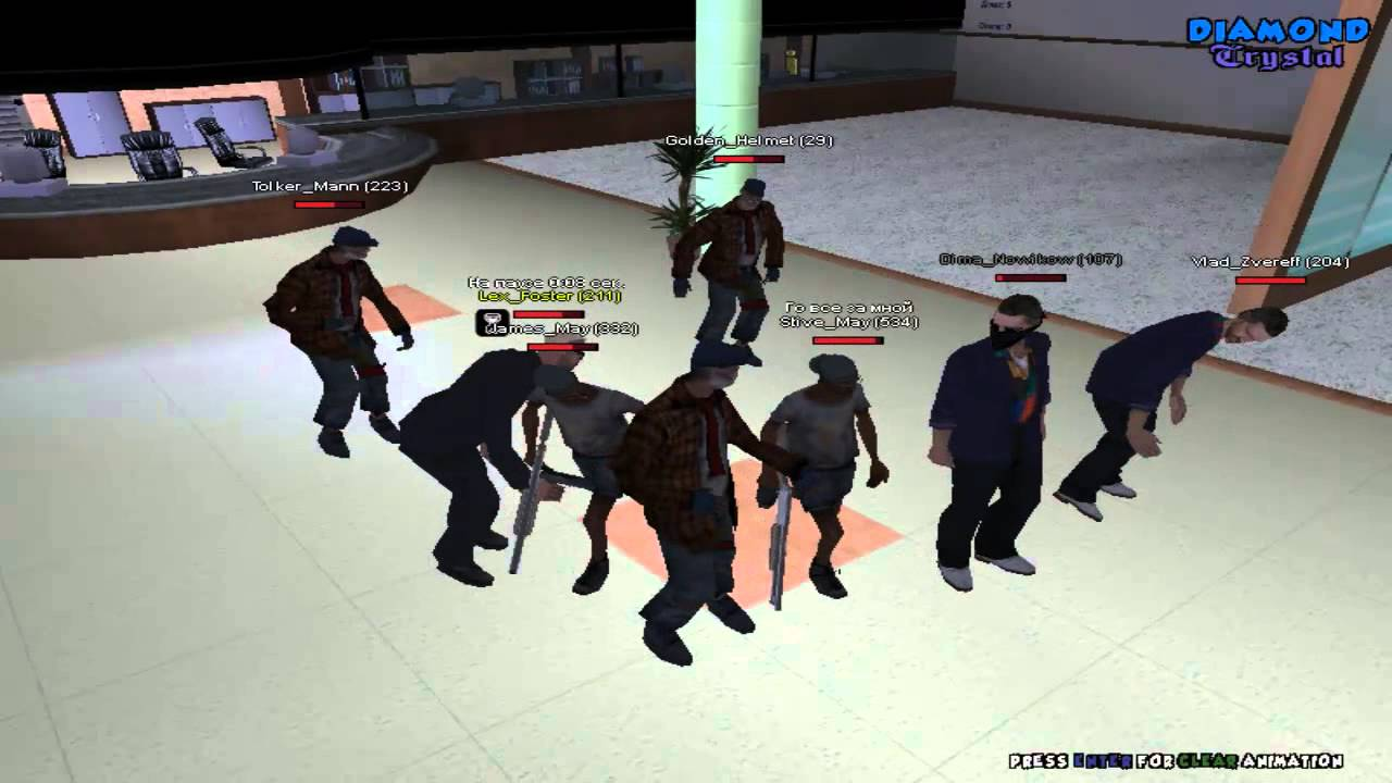 Обзор и прохождение игры: GTA Casino Royal - YouTube