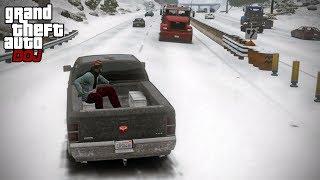 GTA 5 Roleplay - DOJ 345 - Head on Pursuit (Criminal)