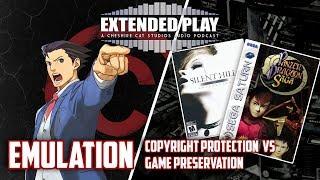 Nintendo Kills Emulation Sites: Copyright vs Video Game Preservation