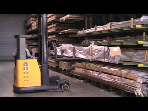Atlet Forte UFS - Four-way reach truck