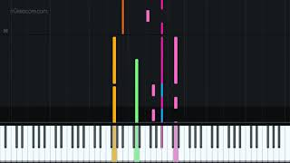 Before You Start Your Day by Twenty One Pilots ARR. R.A.Raber [Piano Tutorial + Sheet music]