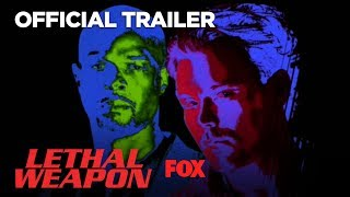 Retro 80's Official Trailer | LETHAL WEAPON