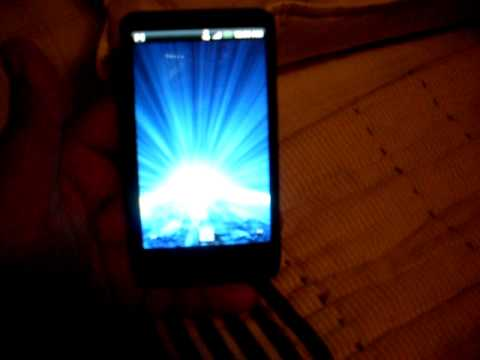 HTC HD2 ANDRoID Desire Build V5 Doodle Jump 3g fix Music Videos