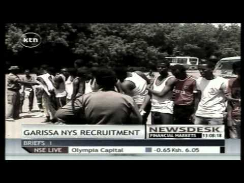 National Youth Service recruits one Garissa women in the ongoing recruitment exercise