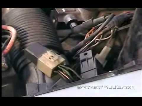 Afinaci n Dodge Spirit 2 5 L Desconexi n de bomba de