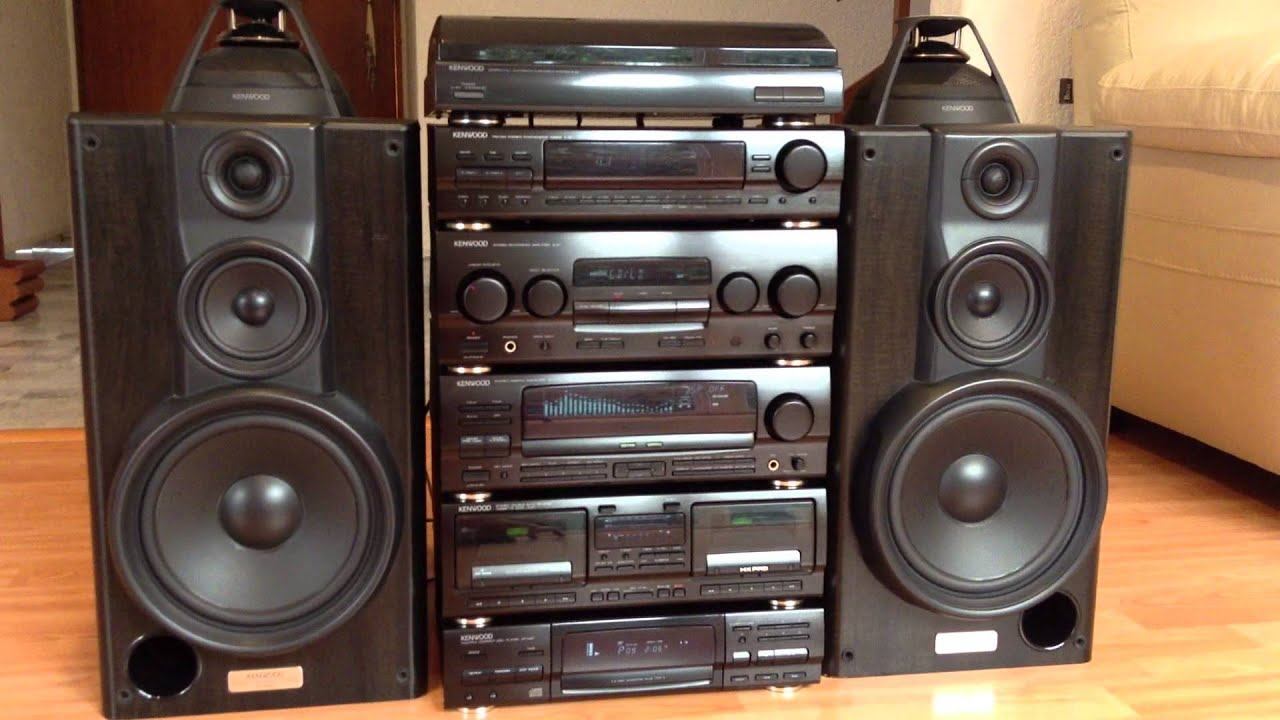 Kenwood Home Hifi Systems