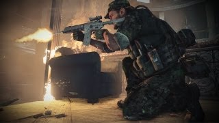 EA Medal of Honor Warfighter Official Gameplay 1 Trailer English (HD)