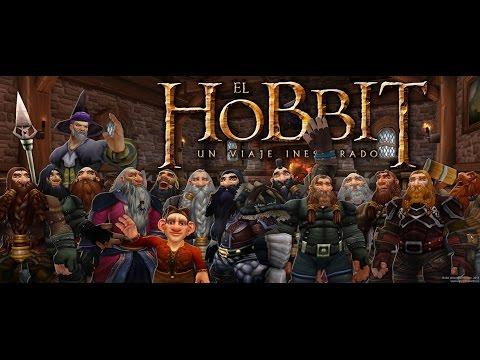 «El Hobbit: Un Viaje Inesperado» - Tráiler en el estilo de World of Warcraft