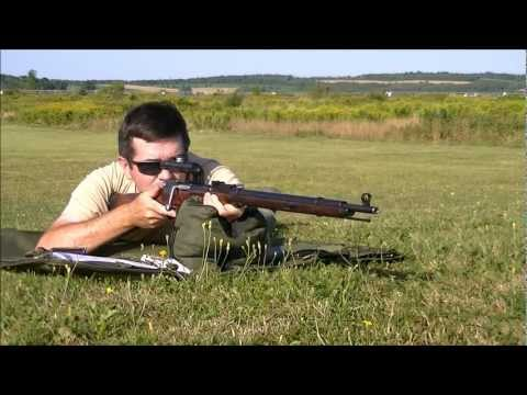 Mosin Nagant M91/30 Sniper Rifle at 300. 500 & 600 Yards