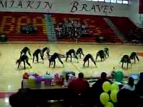 Southridge High School dance team: Heatwave Kennewick