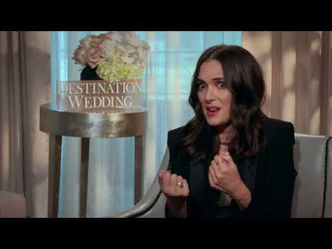 Destination Wedding - Itw Winona Ryder (official Video)