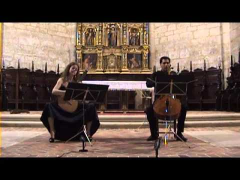 CELLO AND GUITAR- ZENAMON: